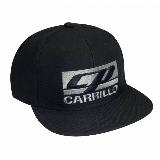 CP Carrillo - CP-CARRILLO Flat Bill Snapback Hat