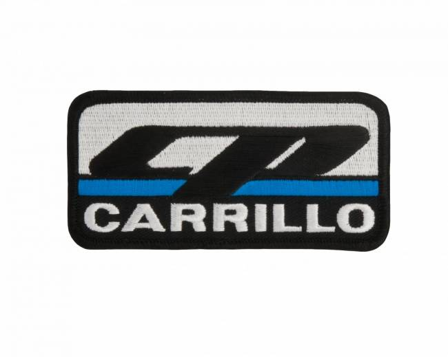 CP Carrillo - CP-CARRILLO Classic Logo Patch