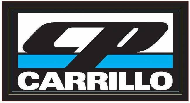 CP Carrillo - CP-CARRILLO Classic Cloth Logo Banner
