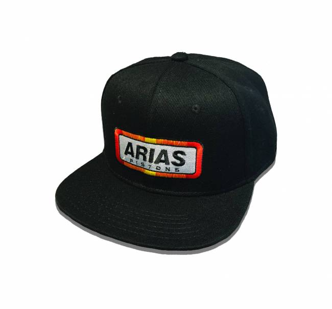 CP Carrillo - ARIAS Flat Bill Snapback Hat