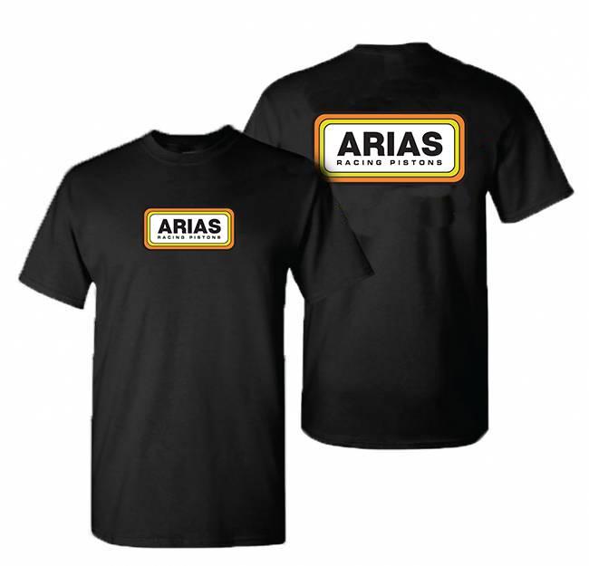 Canvas - Arias Classic logo Crew Neck Tee