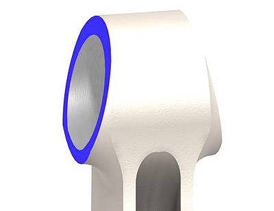 Tapered Pin End