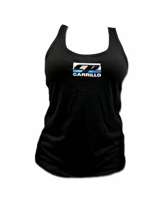 CP Carrillo - CP-CARRILLO Ladies Tank Top - Image 1