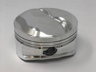CP Carrillo - BBC 554 Brodix SR20, 4.556 bore Custom Pistons, set of 8 - Image 1